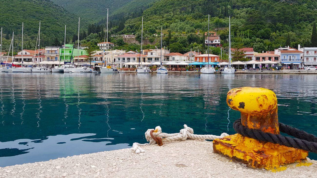 Sami, Kefalonia, Grecia