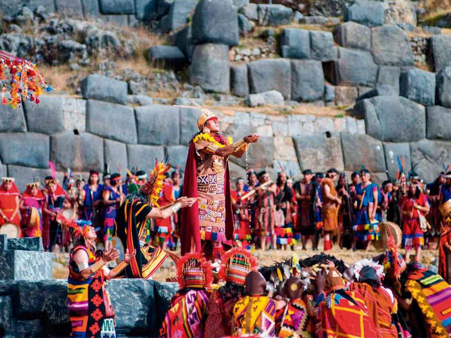 La fortaleza de Sacsayhuaman