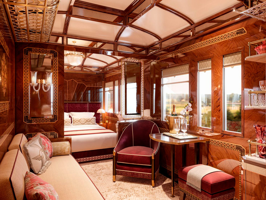 Orient Express. Grand Suite Prague