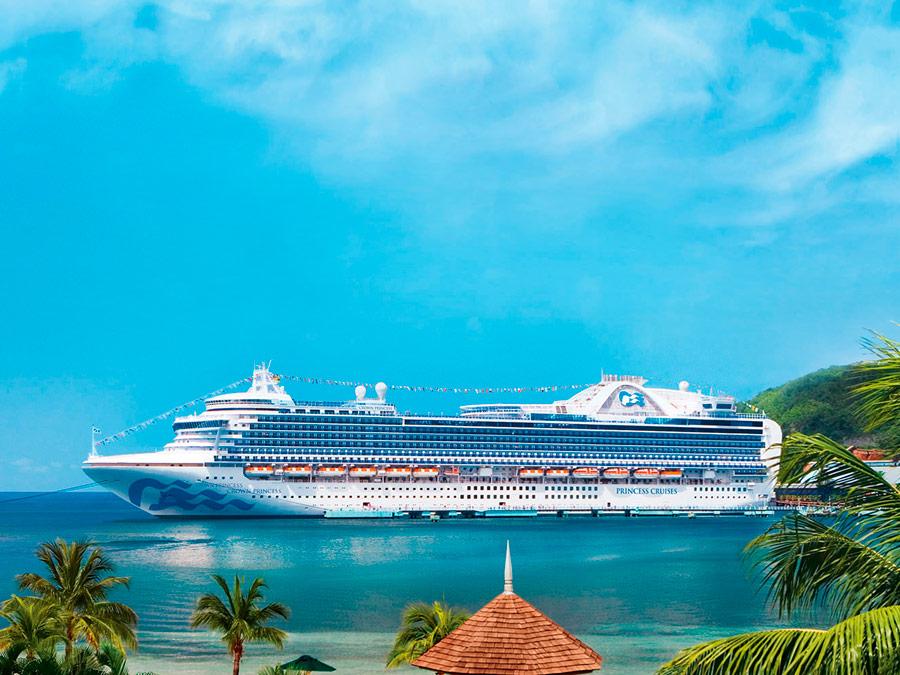 Princess Cruises en Caribe