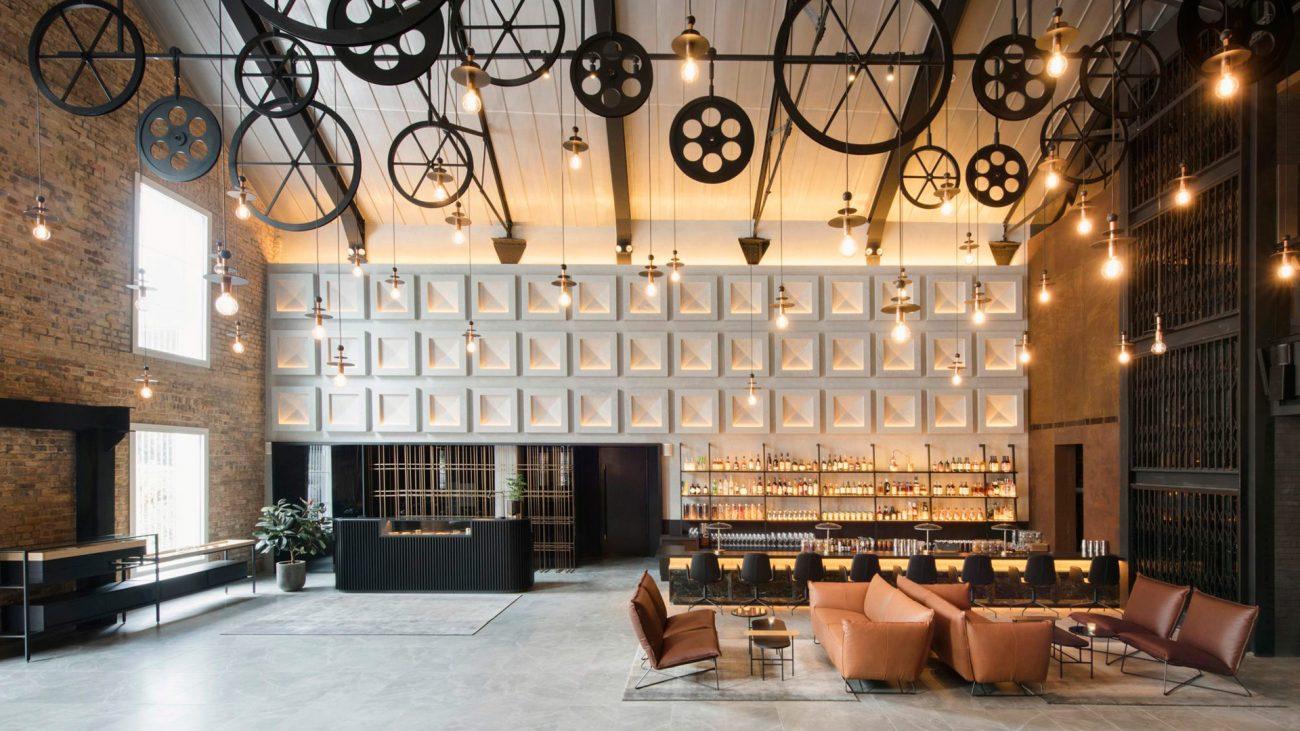 The Warehouse Hotel. Singapur