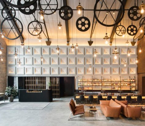 The Warehouse Hotel. Singapur