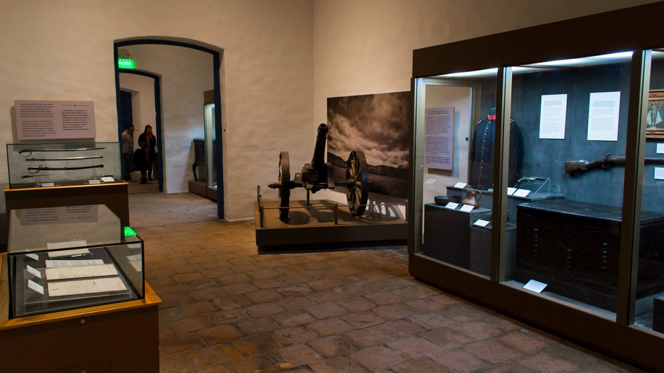 Interiores Museo Casa Histórica de la Independencia