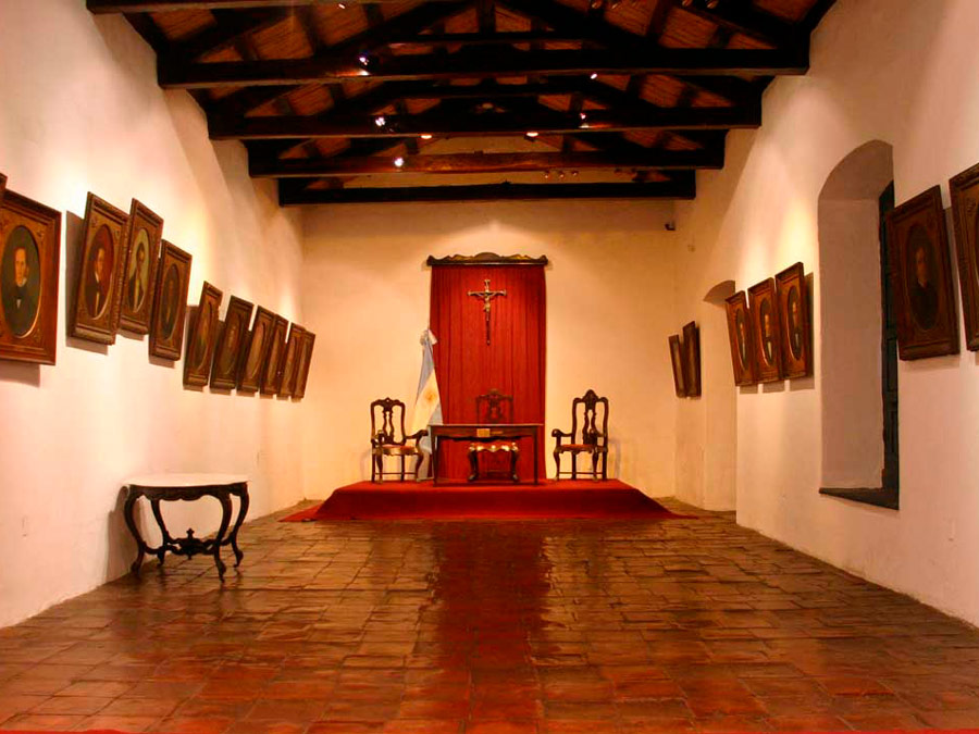 Salón de Jura de la Casa Histórica