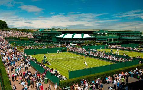 Wimbledon - All England Lawn Tennis and Croquet Club