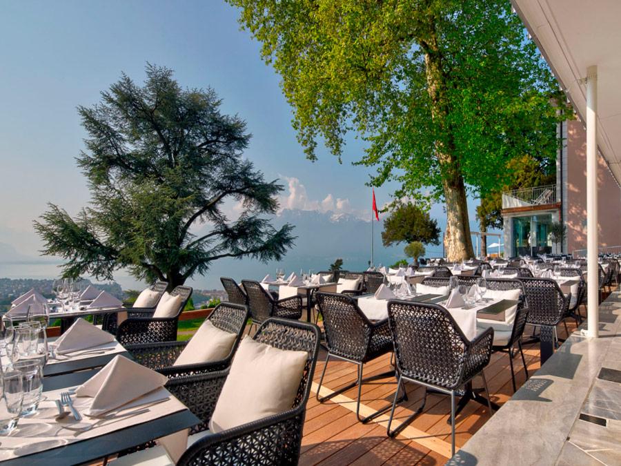 Hotel Du Lemand, Suiza