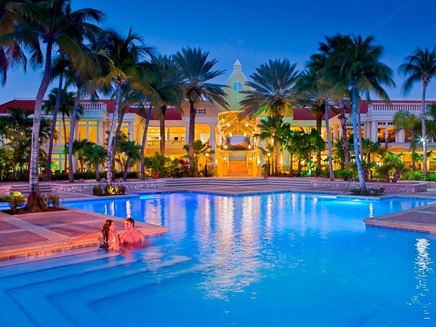 Hoteles Marriott en Caribe