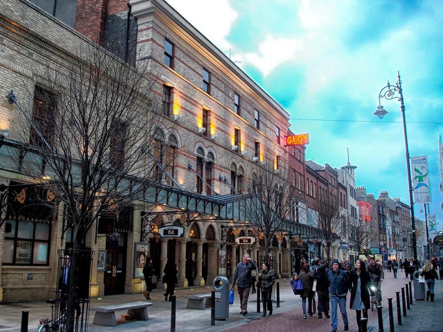 City Centre Dublin