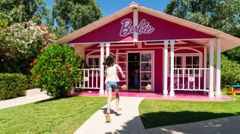 Casa de Barbi en Forte Village