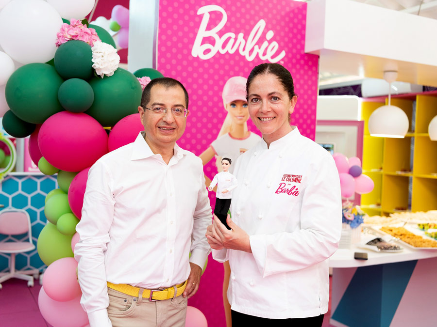 Chef de Rosanna Marziale