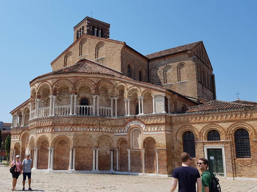 Basílica de Santa María y San Donato, Murano
