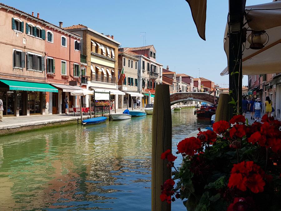 Murano, ciudad de los cristales en la laguna de Venecia
