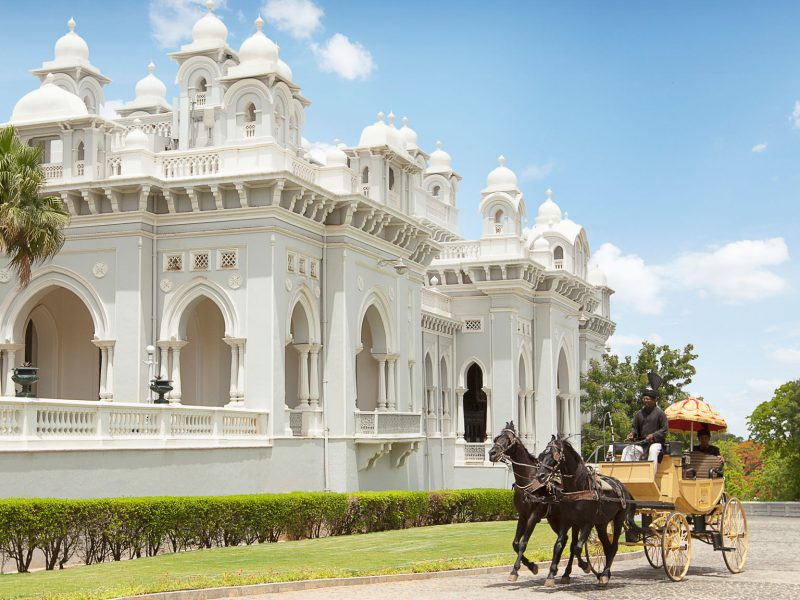 Taj Falaknuma Palace, Hyderabad