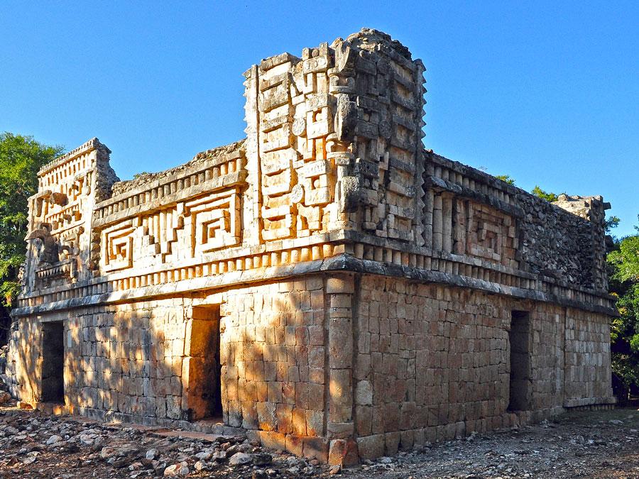 Ruinas de Xlapak, ruta Puuc