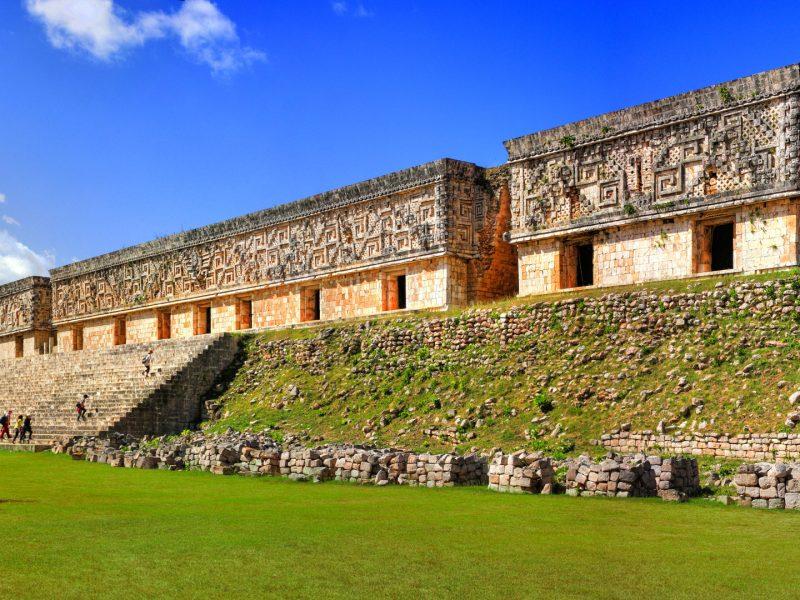 Ruinas de Uxmal, ruta Puuc, Yucatán