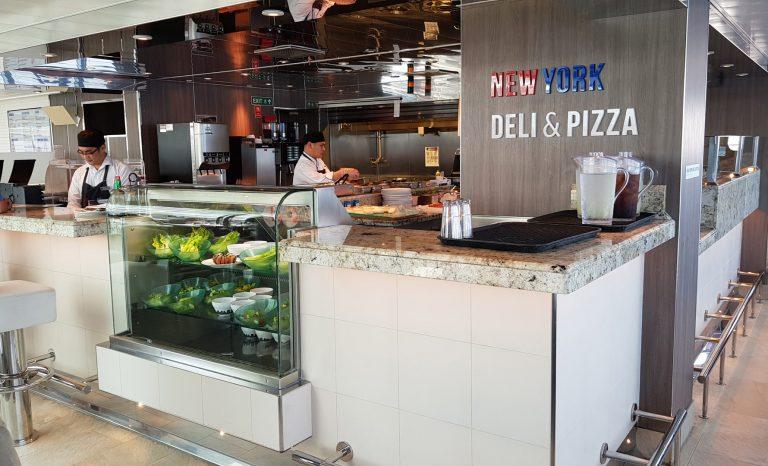 New York Deli and Pizza - Koningsdam