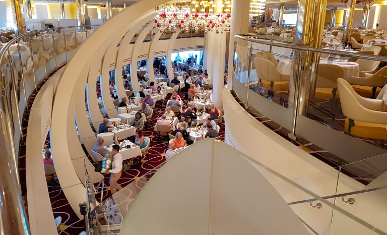 Dinning Room, Koningsdam