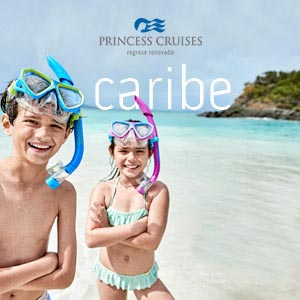Princess Cruises - Caribe