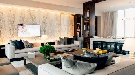 The Manhattan Sky Suite