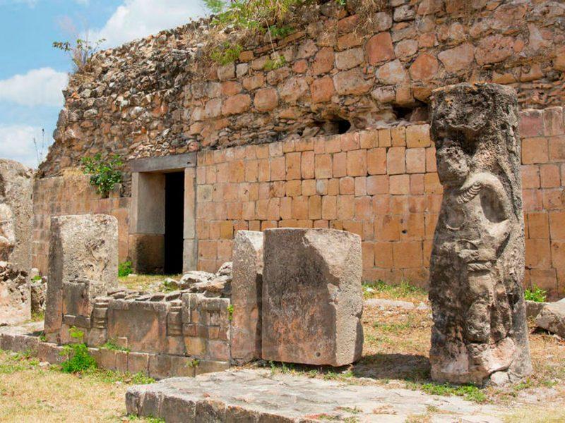 Oxkintok, Yucatán, Mexico