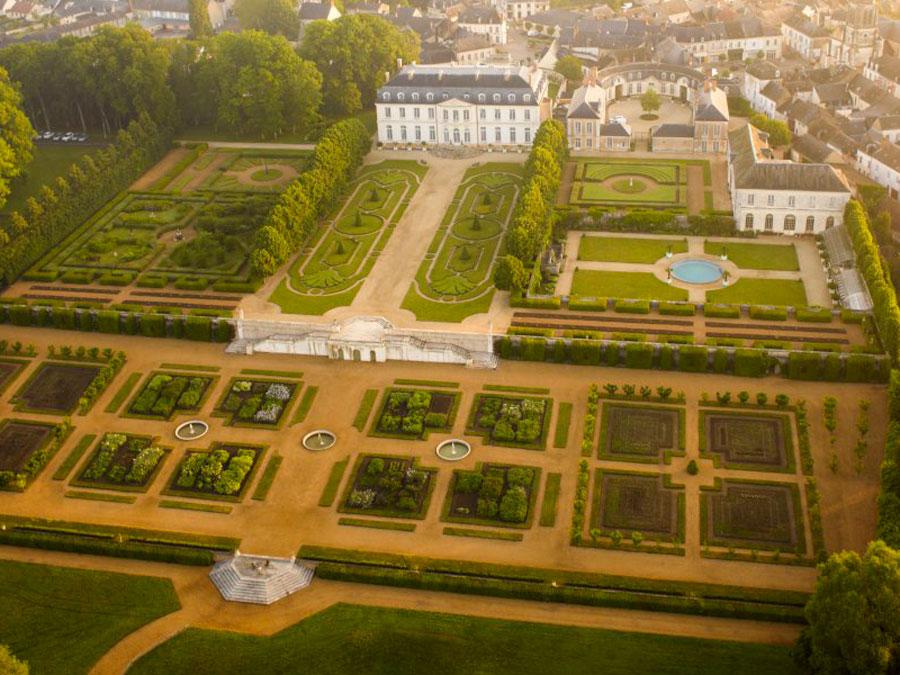 Chateau Du Grand Luce, Francia