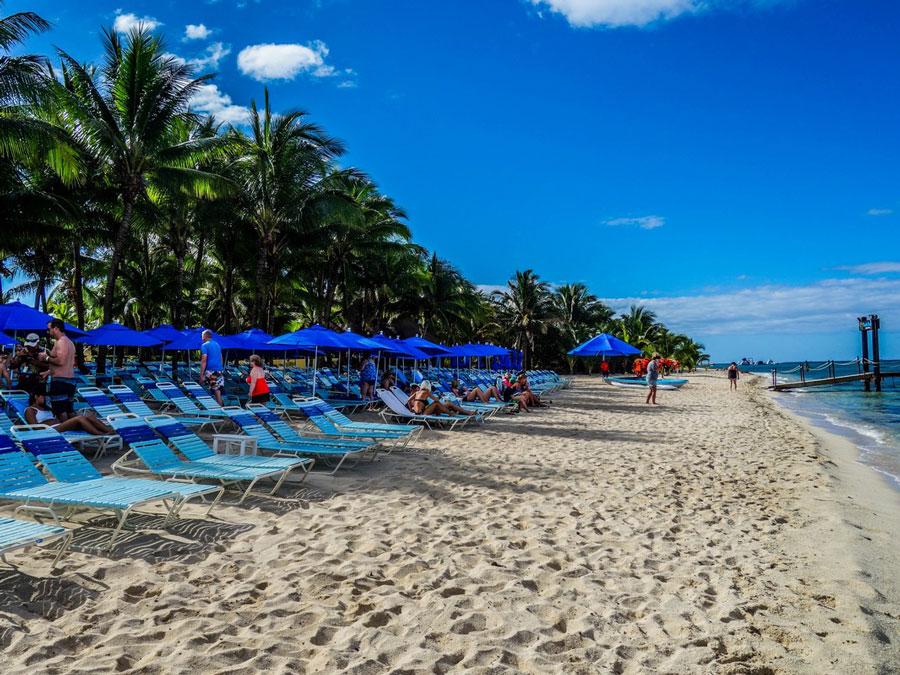 Playa el Paradaise, Cozumel