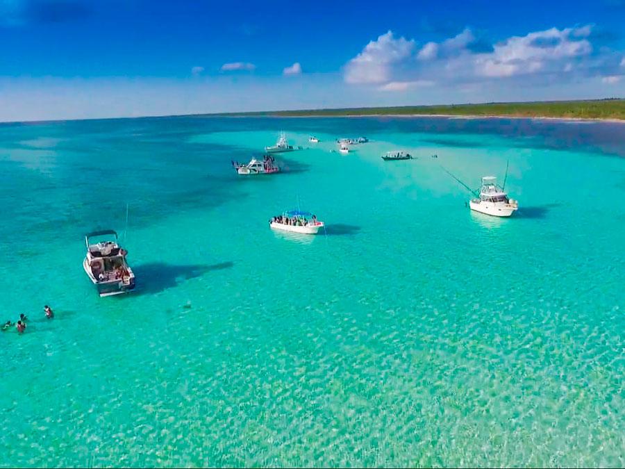 Playa el Cielo, Cozumel
