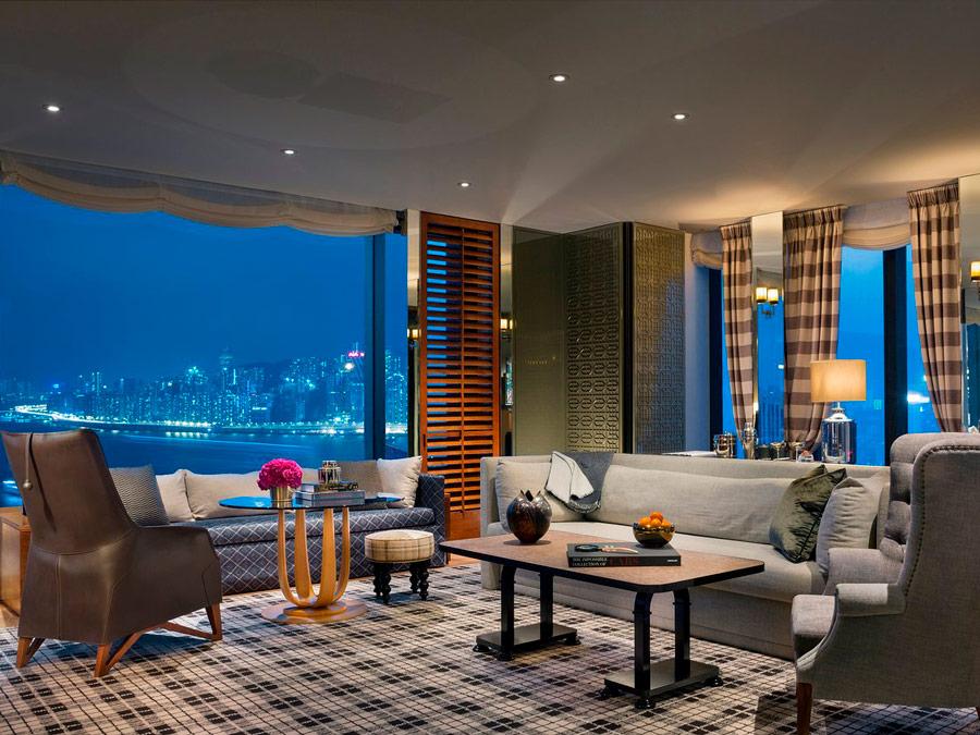 Rosewood Hong Kong.
