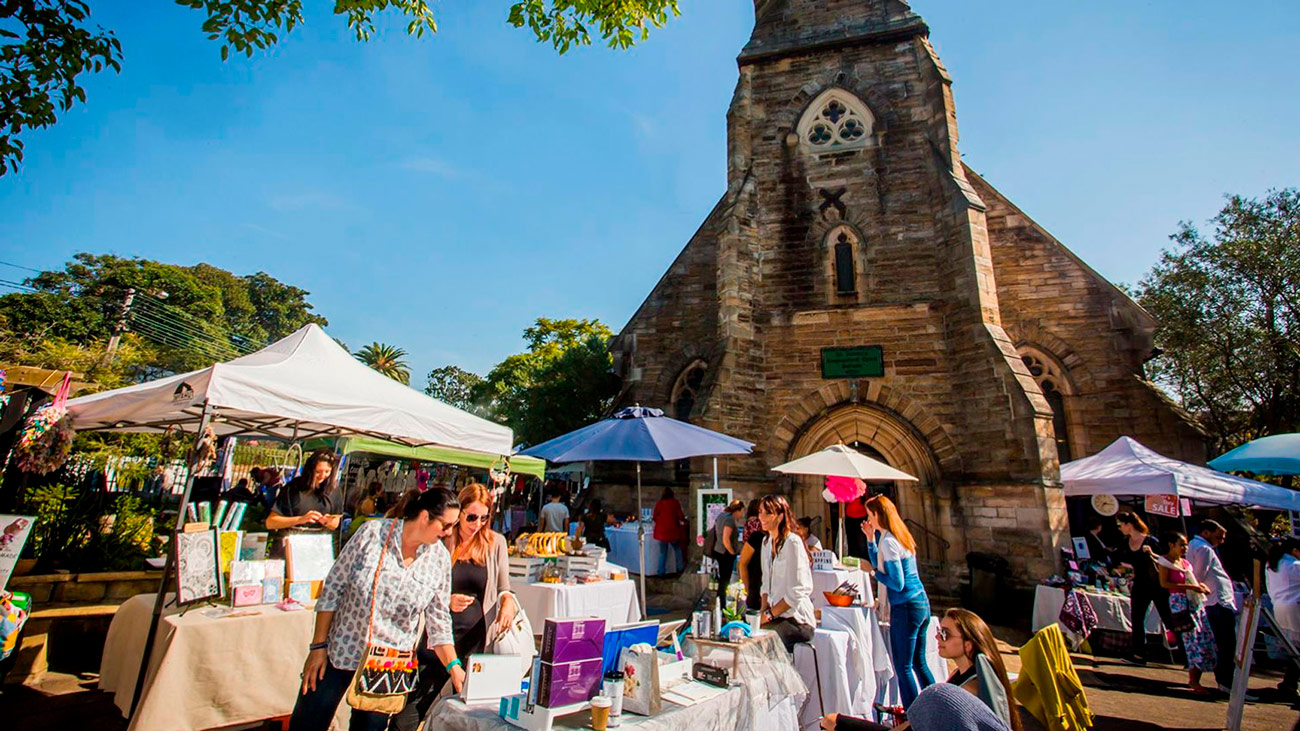 Mercado de Balmain, Sydney