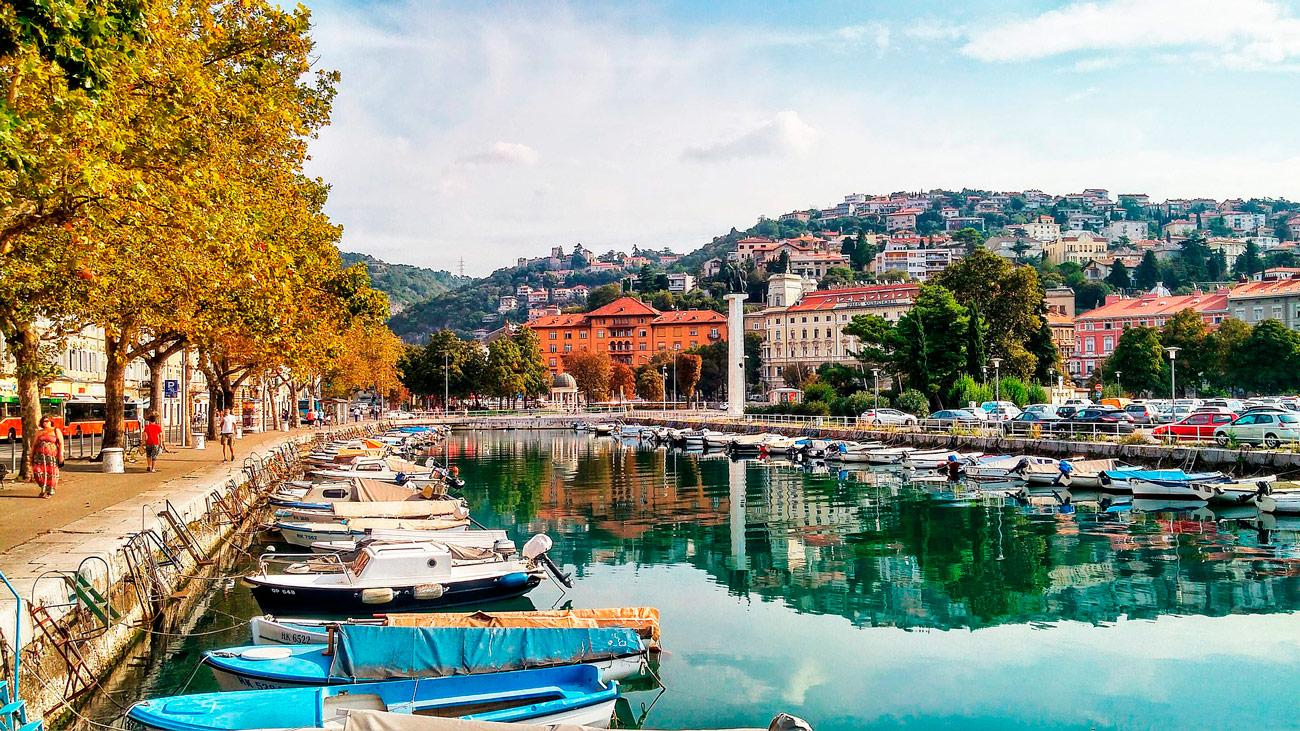 Rijeka Croacia