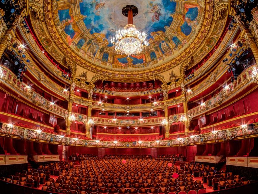 Sala de la Opera de Bélgica