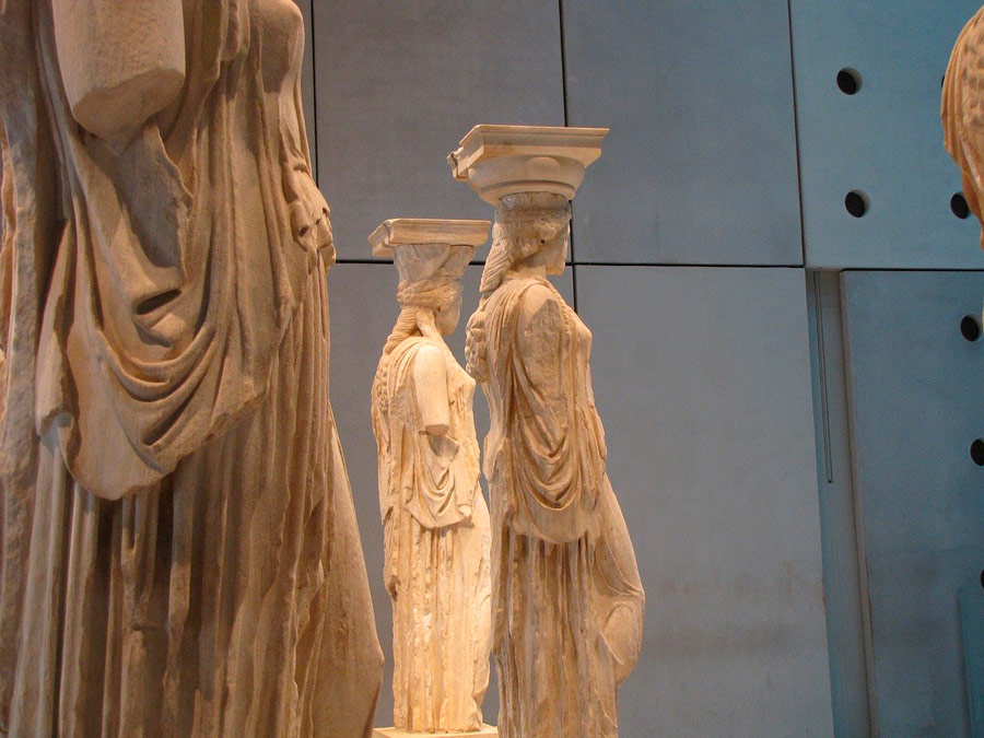 Museo de la Acropolis de Atenas