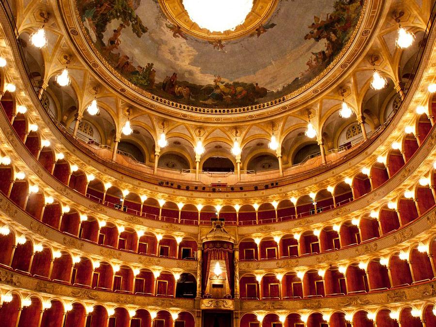 Teatro Costanzi de Roma