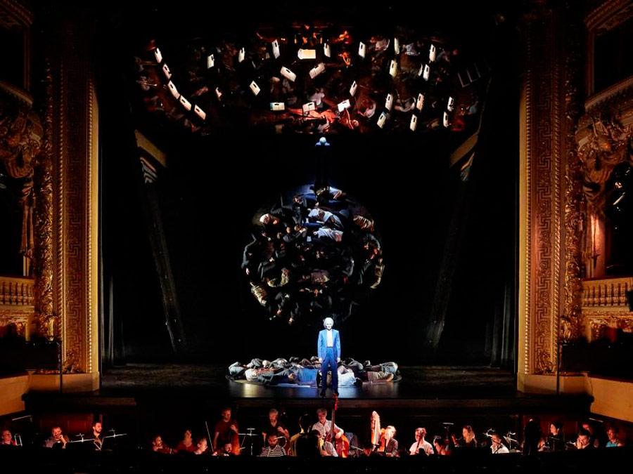 Opera Comique, Francia. Paris.