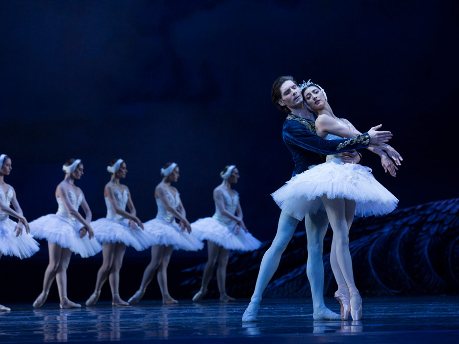 Opera Narodowa. La Bella Durmiente