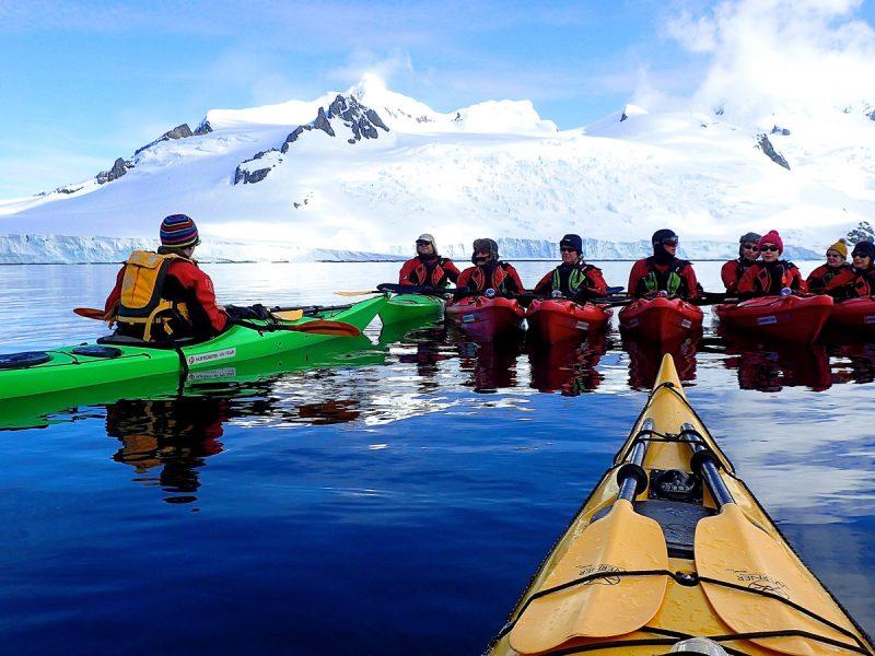 Hurtigruten Antártida