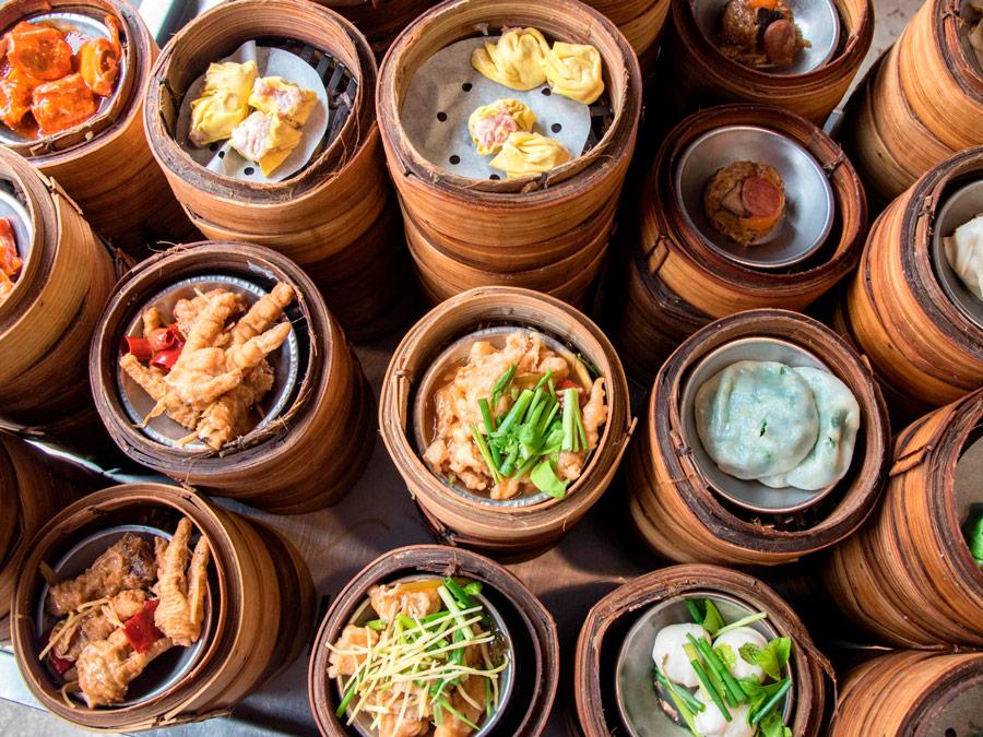 Dim Sum - Hong Kong