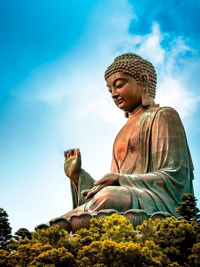Buda Tian Tan Hong Kong