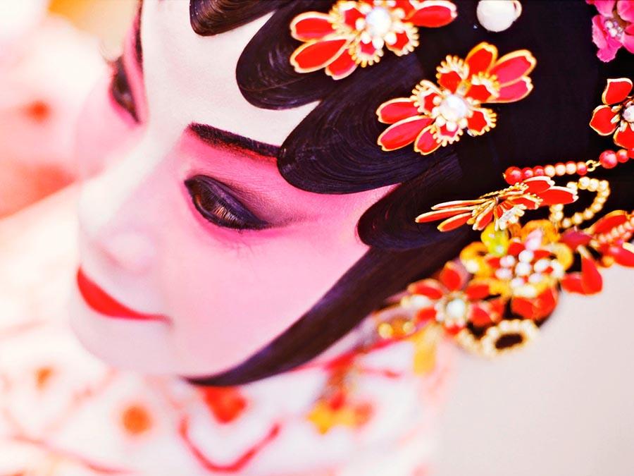 ópera de Cantón. Hong Kong