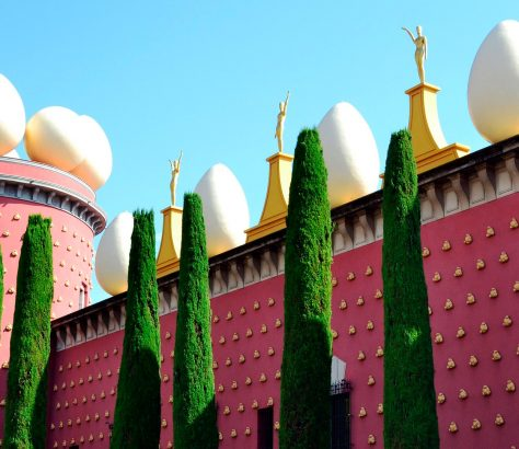 Museo-Teatro Dalí Figueres