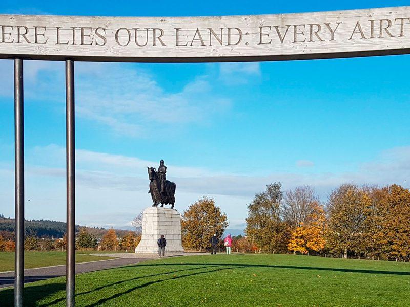 Centro de visitantes Batalla de Bannockburn
