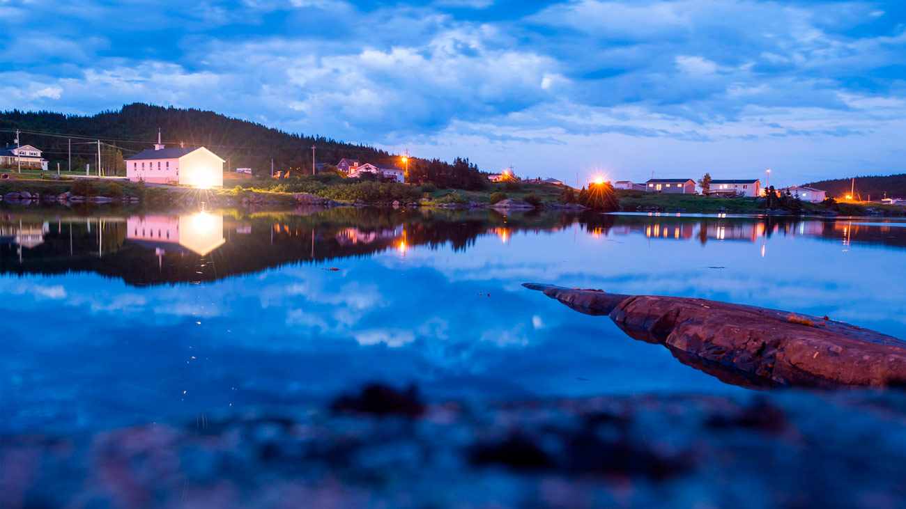 Fogo Island. Labrador y Terranova,