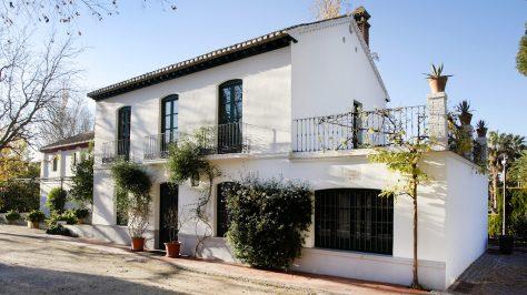 Casa de la Huerta de San Vicente