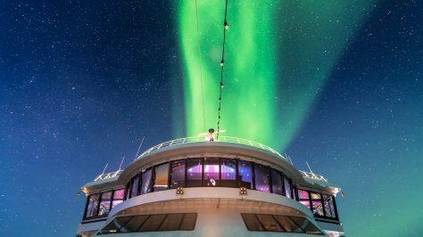 Hurtigruten en Noruega