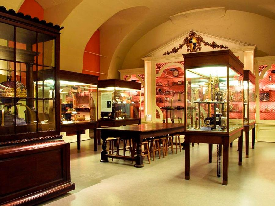 Museo de Historia de la Ciencia de la Universidad de Oxford
