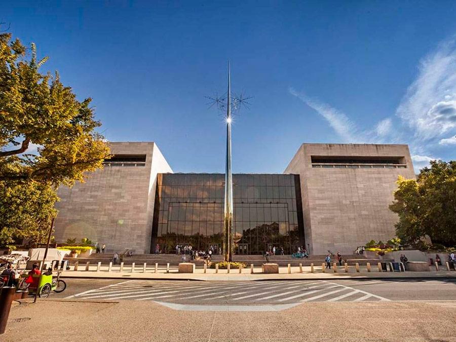 Museo Nacional Smitsonian del Aire y el Espacio