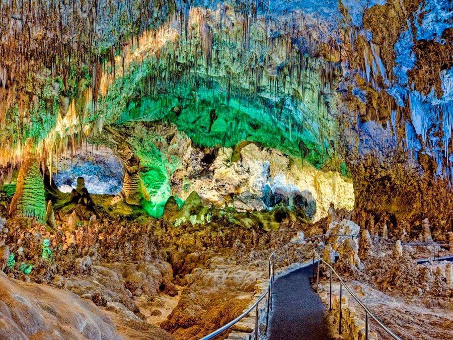 Las Cavernas de Carlsbad