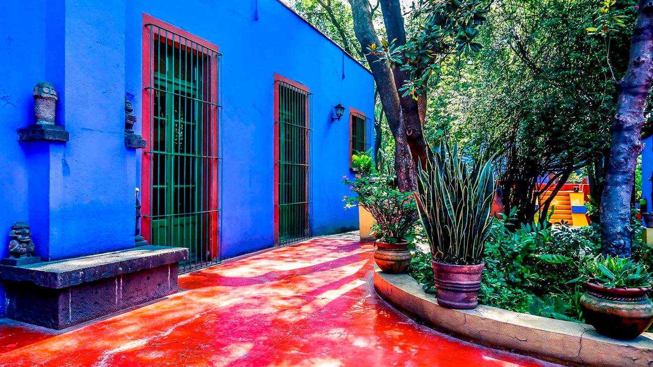 Casa Azul. Frida Kahlo