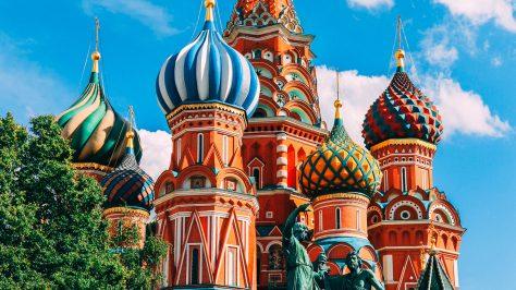 Catedral de San Basilio, Moscú