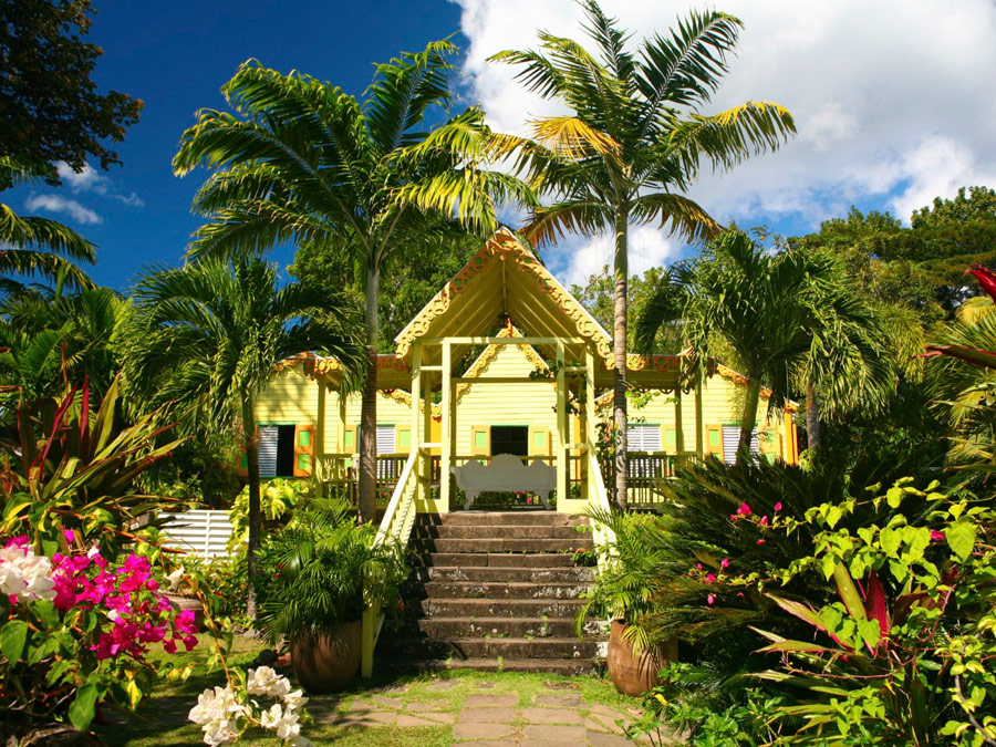 Romney Manor y Wingfield Plantation, St. Kitts